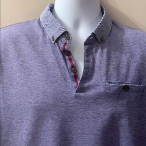 TED BAKER Polo    Size 5 (US XL)